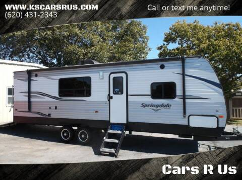 2020 Keystone Springdale for sale at Cars R Us in Chanute KS