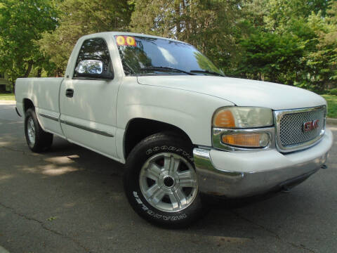 2000 GMC Sierra 1500 for sale at Sunshine Auto Sales in Kansas City MO