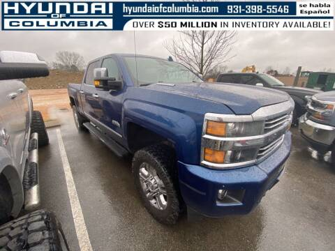 2015 Chevrolet Silverado 2500HD for sale at Hyundai of Columbia Con Alvaro in Columbia TN