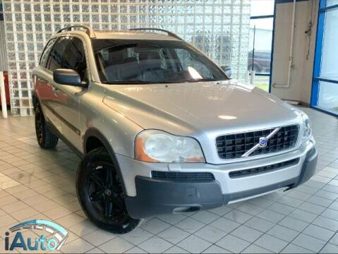 2003 Volvo XC90 for sale at iAuto in Cincinnati OH