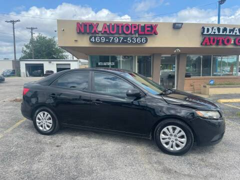 2012 Kia Forte for sale at NTX Autoplex in Garland TX