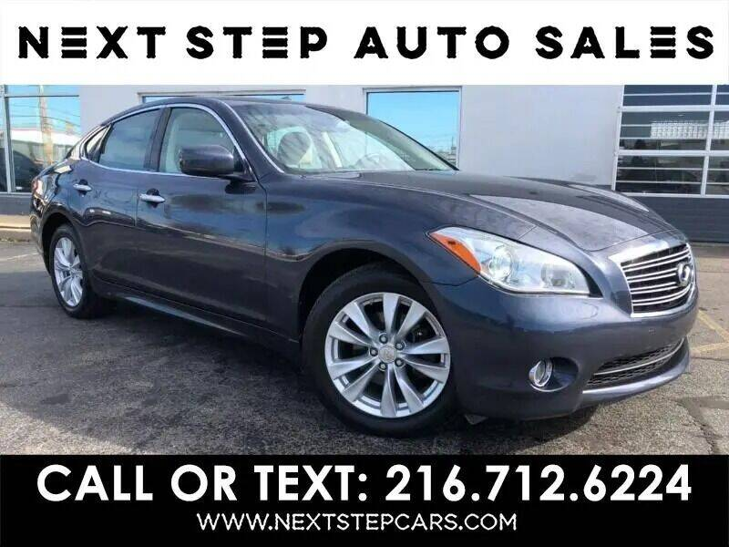 2011 Infiniti M37 for sale in Cleveland, OH