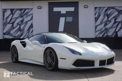 2017 Ferrari 488 GTB for sale at Tactical Fleet in Addison TX