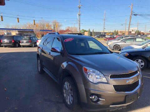 2010 Chevrolet Equinox for sale at Drive Max Auto Sales in Warren MI