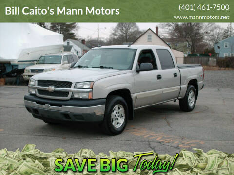 2005 Chevrolet Silverado 1500 for sale at Bill Caito's Mann Motors in Warwick RI