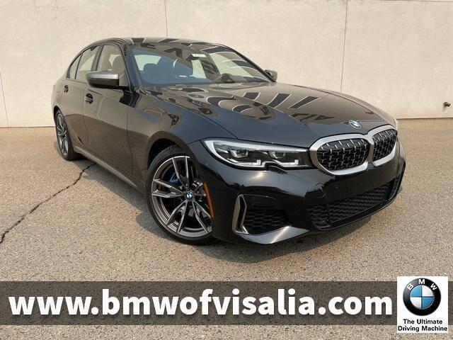 2020 BMW 3 Series for sale at BMW OF VISALIA in Visalia CA