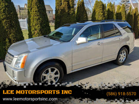 2005 Cadillac SRX for sale at LEE MOTORSPORTS INC in Mount Clemens MI