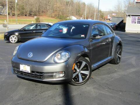 2013 Volkswagen Beetle for sale at Guarantee Automaxx in Stafford VA