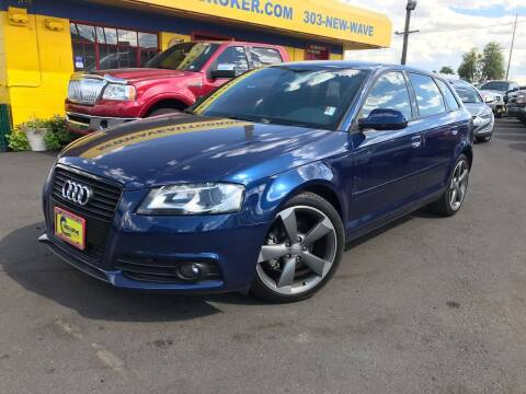 2011 Audi A3 for sale at New Wave Auto Brokers & Sales in Denver CO