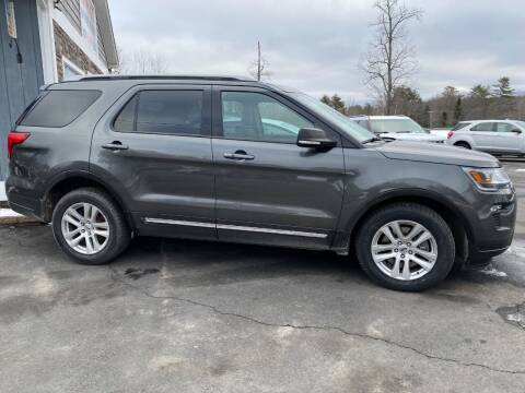 2019 Ford Explorer for sale at Mascoma Auto INC in Canaan NH