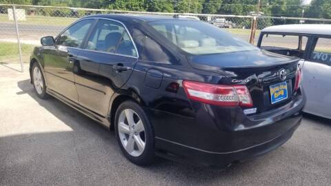 2011 Toyota Camry for sale at COLLECTABLE-CARS LLC in Nacogdoches TX