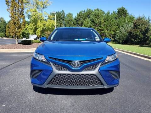 2018 Toyota Camry for sale at Southern Auto Solutions - Lou Sobh Honda in Marietta GA