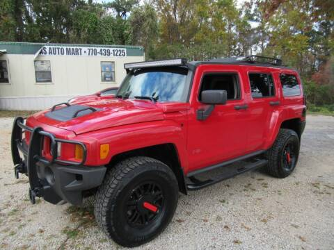 2008 HUMMER H3 for sale at Dallas Auto Mart in Dallas GA