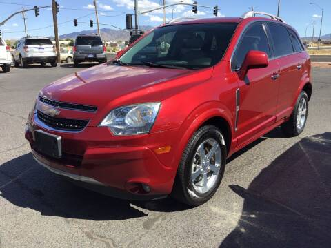 2012 Chevrolet Captiva Sport for sale at SPEND-LESS AUTO in Kingman AZ