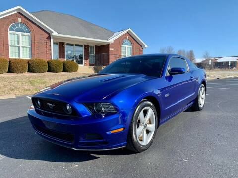 2014 Ford Mustang for sale at HillView Motors in Shepherdsville KY