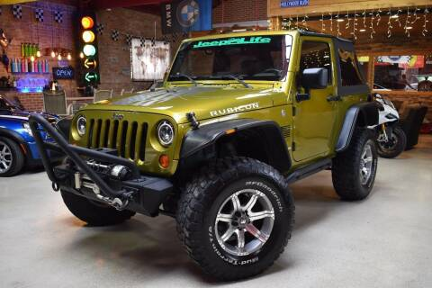2007 Jeep Wrangler for sale at Chicago Cars US in Summit IL