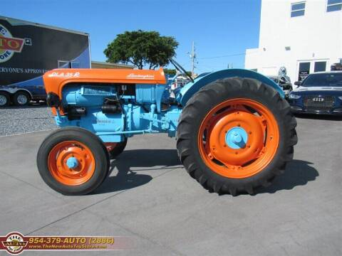 1959 Lamborghini Tractor for sale at The New Auto Toy Store in Fort Lauderdale FL
