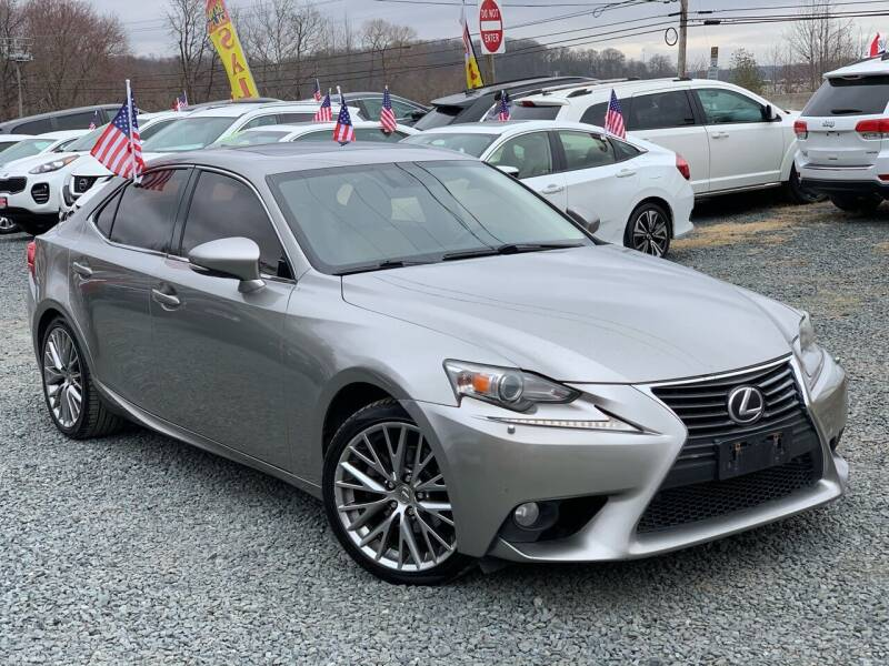 2014 Lexus IS 250 for sale at A&M Auto Sales in Edgewood MD