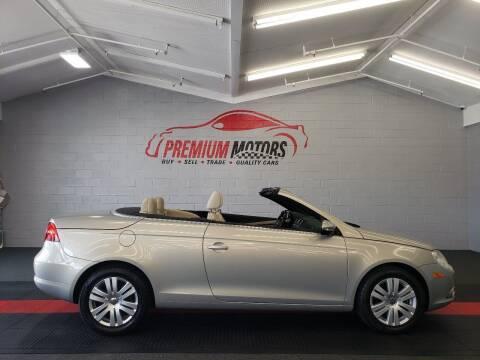 2010 Volkswagen Eos for sale at Premium Motors in Villa Park IL