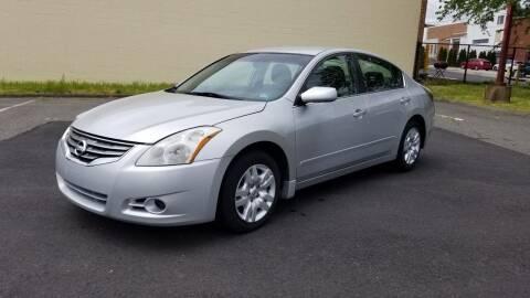2012 Nissan Altima for sale at Total Package Auto in Alexandria VA