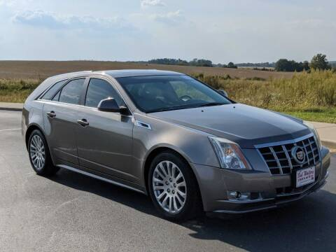 2012 Cadillac CTS for sale at Bob Walters Linton Motors in Linton IN