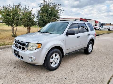 2008 Ford Escape for sale at DFW Autohaus in Dallas TX