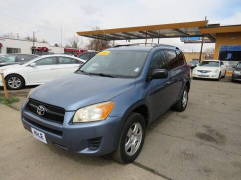 2010 Toyota RAV4 for sale at Nile Auto Sales in Denver CO