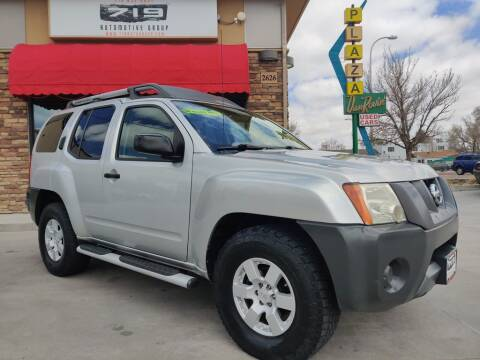 2010 Nissan Xterra for sale at 719 Automotive Group in Colorado Springs CO