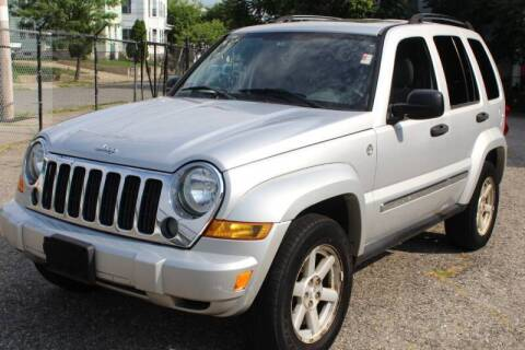 2005 Jeep Liberty for sale at Grasso's Auto Sales in Providence RI
