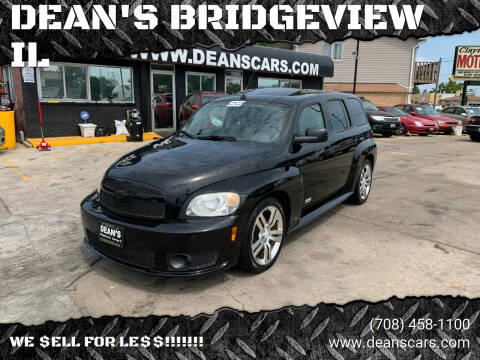 2008 Chevrolet HHR for sale at DEANSCARS.COM in Bridgeview IL