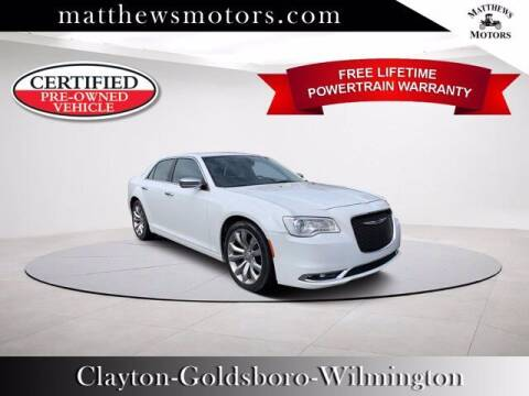 2019 Chrysler 300 for sale at Auto Finance of Raleigh in Raleigh NC