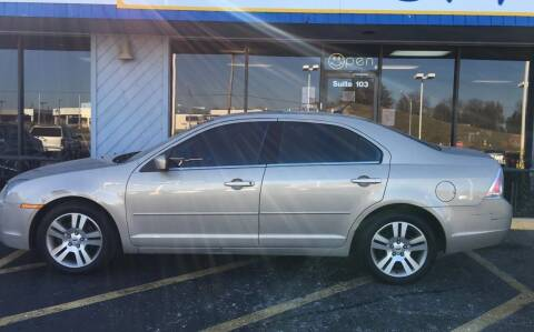 2007 Ford Fusion for sale at Good Cars 4 Nice People in Omaha NE