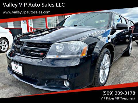 2013 Dodge Avenger for sale at Valley VIP Auto Sales LLC - Valley VIP Auto Sales - E Sprague in Spokane Valley WA
