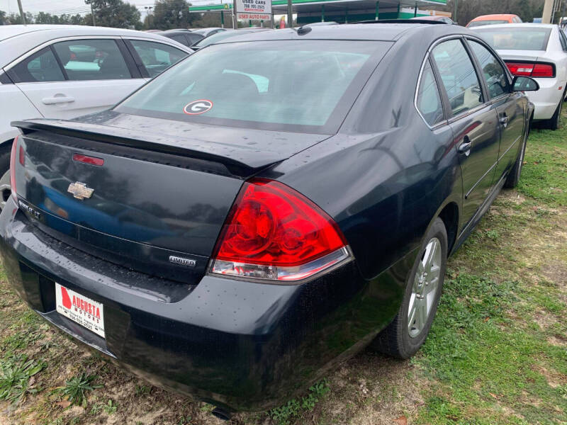2014 Chevrolet Impala Limited for sale at Augusta Motors in Augusta GA