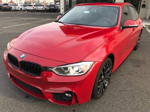 2012 BMW 3 Series for sale at MAGIC AUTO SALES in Little Ferry NJ