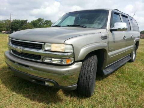 2000 Chevrolet Suburban for sale at Ody's Autos in Houston TX