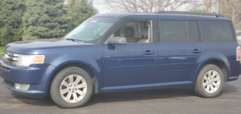 2012 Ford Flex for sale at Superior Auto Sales in Miamisburg OH