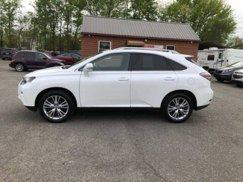 2013 Lexus RX 350 for sale at Super Cars Direct in Kernersville NC