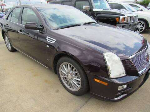 2009 Cadillac STS for sale at Tony's Auto World in Cleveland OH