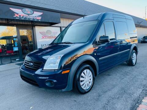 2013 Ford Transit Connect for sale at Xtreme Motors Inc. in Indianapolis IN