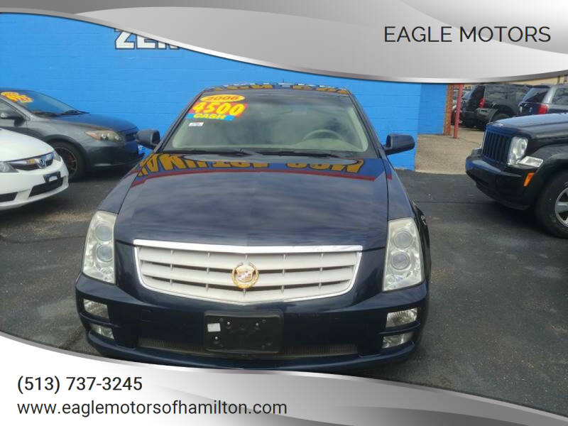 2006 Cadillac STS for sale at Eagle Motors in Hamilton OH
