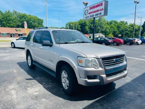 2007 Ford Explorer for sale at Guidance Auto Sales LLC in Columbia TN