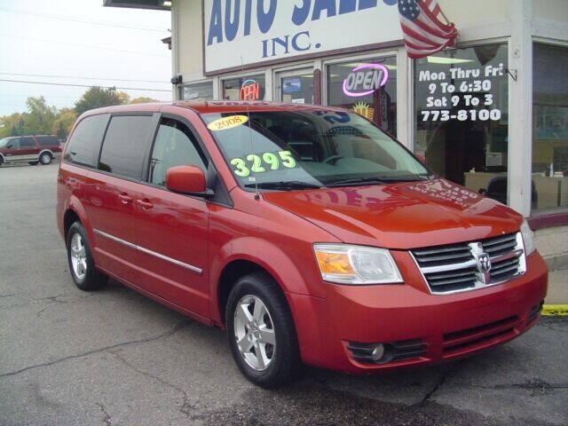 2008 Dodge Grand Caravan for sale at G & L Auto Sales Inc in Roseville MI