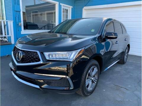 2018 Acura MDX for sale at AutoDeals in Hayward CA