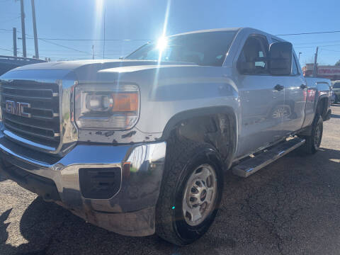 2015 GMC Sierra 2500HD for sale at Safeway Auto Sales in Horn Lake MS