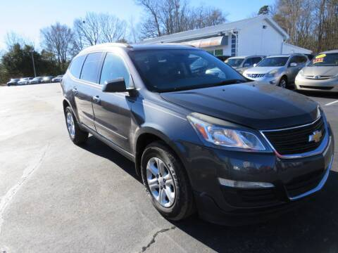 2014 Chevrolet Traverse for sale at Glory Motors in Rock Hill SC
