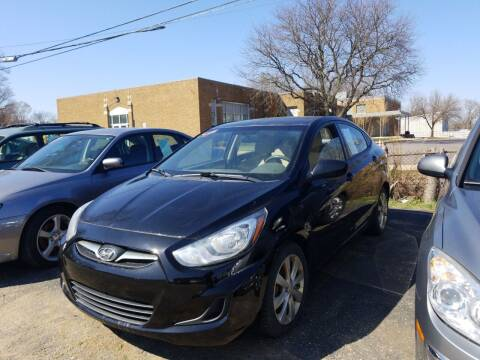 2012 Hyundai Accent for sale at Quality Auto Today in Kalamazoo MI
