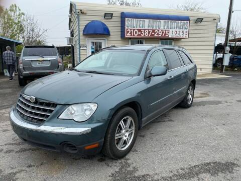 2007 Chrysler Pacifica for sale at Silver Auto Partners in San Antonio TX