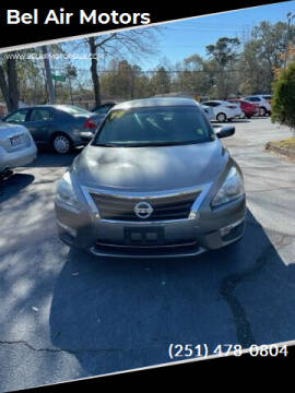 2014 Nissan Altima for sale at Bel Air Motors in Mobile AL