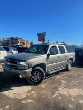 2002 Chevrolet Suburban for sale at Big Bills in Milwaukee WI